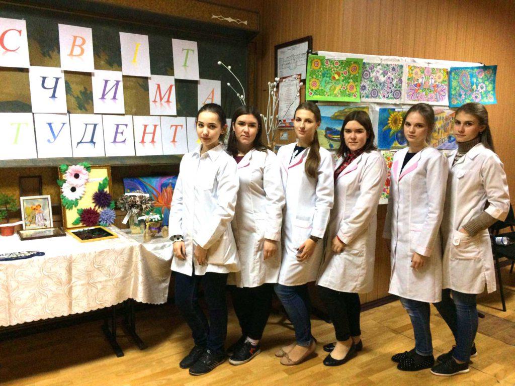 Роботи переможців конкурсу «Світ очима студентів»