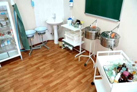 Кабінет 43 Хірургії 6